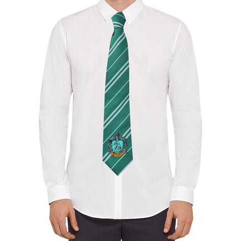 Adults Slytherin Tie - Classic Edition