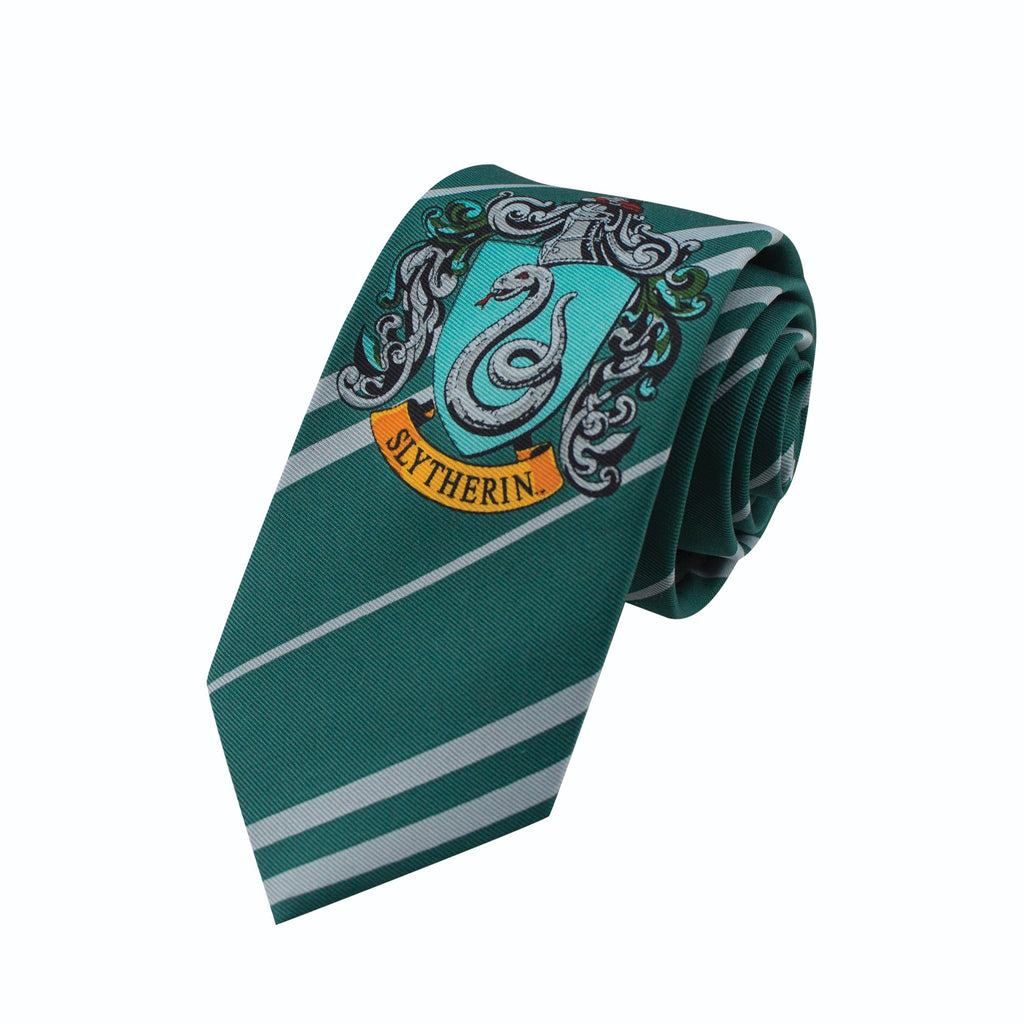 Kids Slytherin ties harry potters
