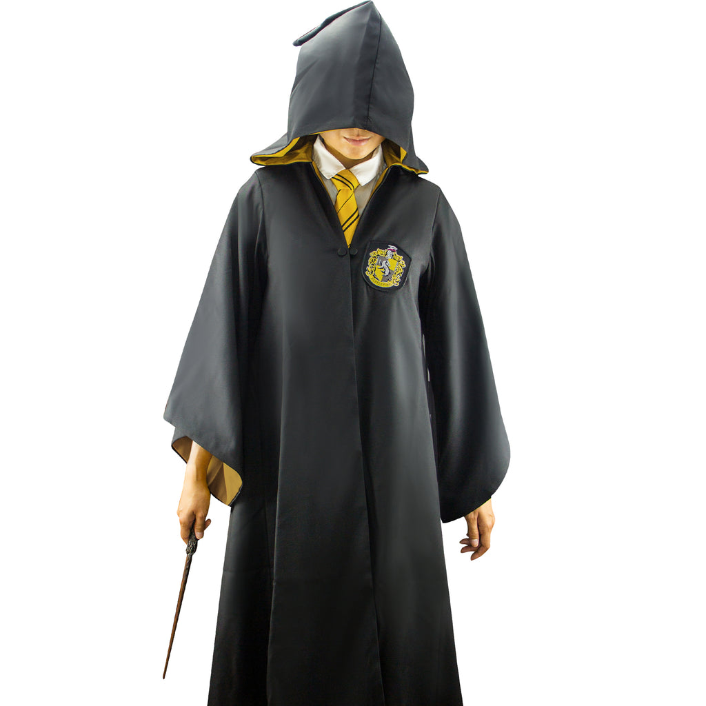 hufflepuff robe harry potter - Cinereplicas