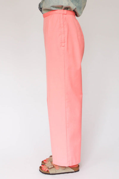 Seventies vintage cropped pantalon_1