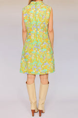 Vintage sixties mini jurk_3