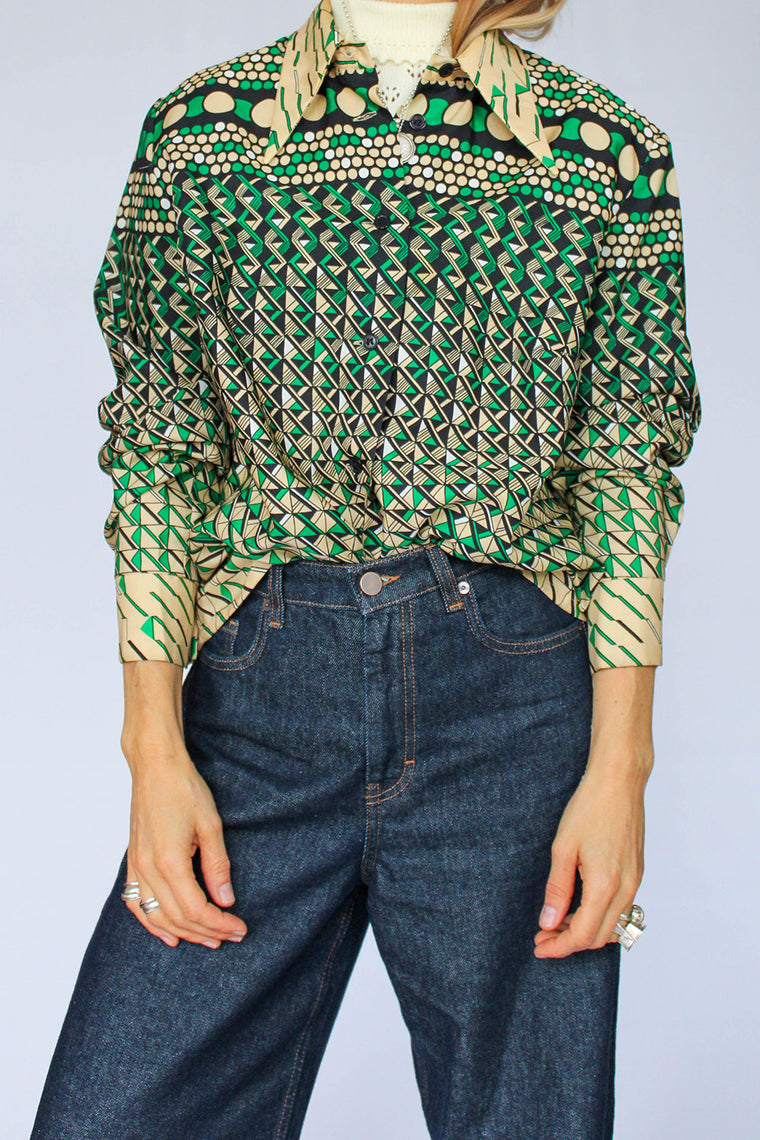 Vintage seventies blouse