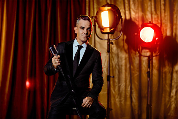CANCELLED: Robbie Williams Live in Las Vegas