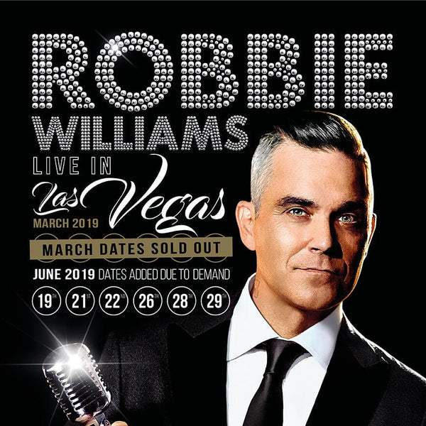 Robbie named a BRITs Icon
