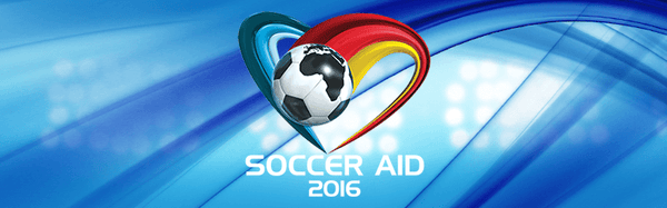 Soccer Aid 2016: Final teams announced
