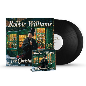 The Christmas Present Deluxe CD + Vinyl