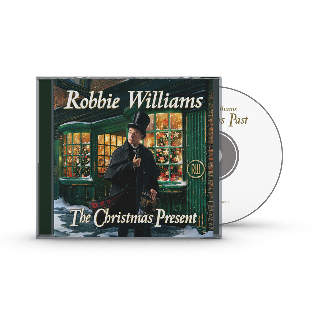 The Christmas Present Standard CD