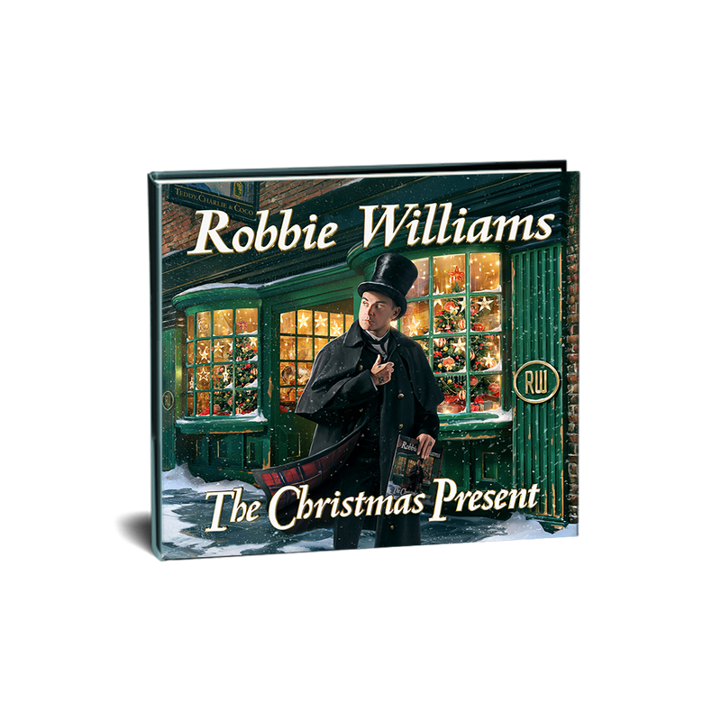 The Christmas Present Deluxe CD