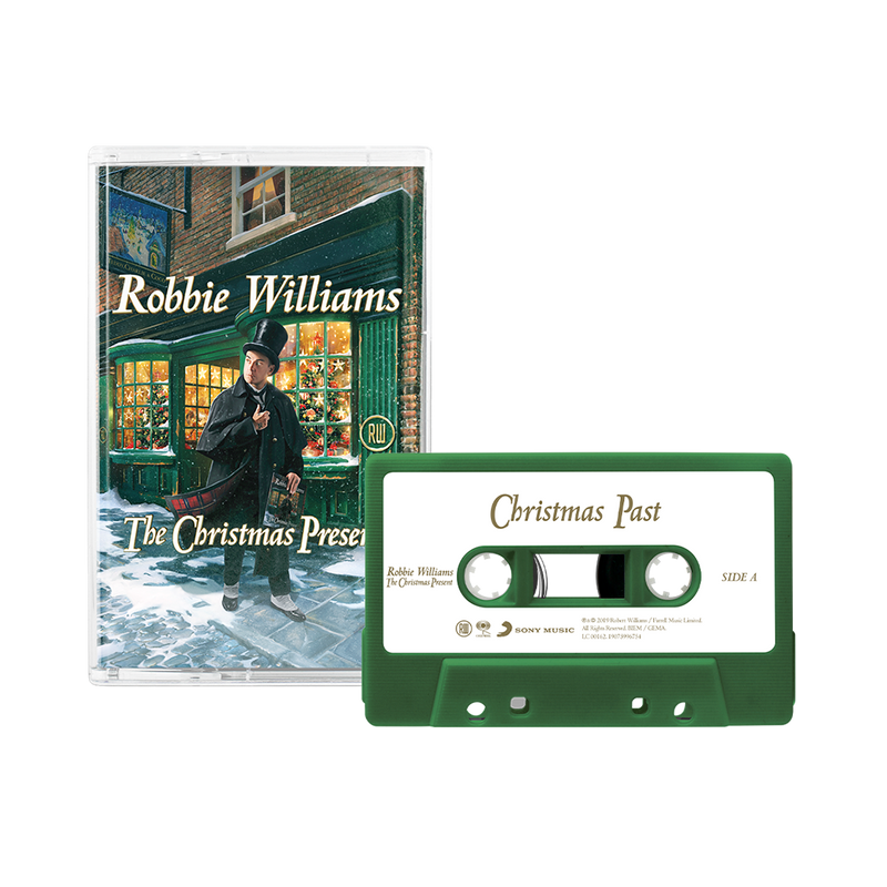 The Christmas Present Green Cassette (Store Exclusive)