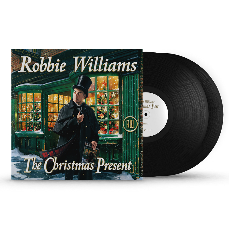 The Christmas Present Double Vinyl