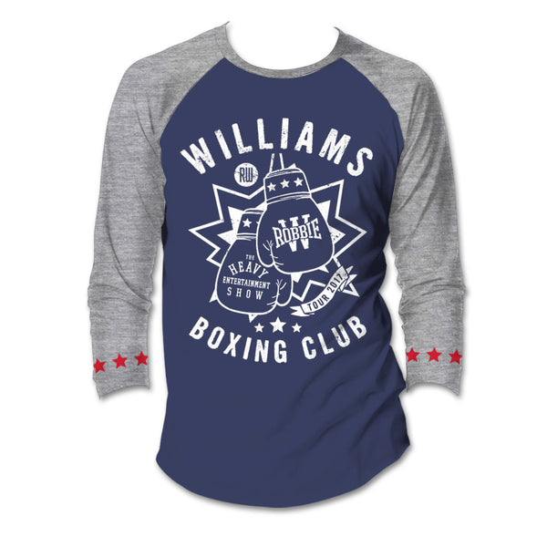 Boxing Raglan T-Shirt