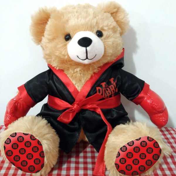 Boxing Teddy
