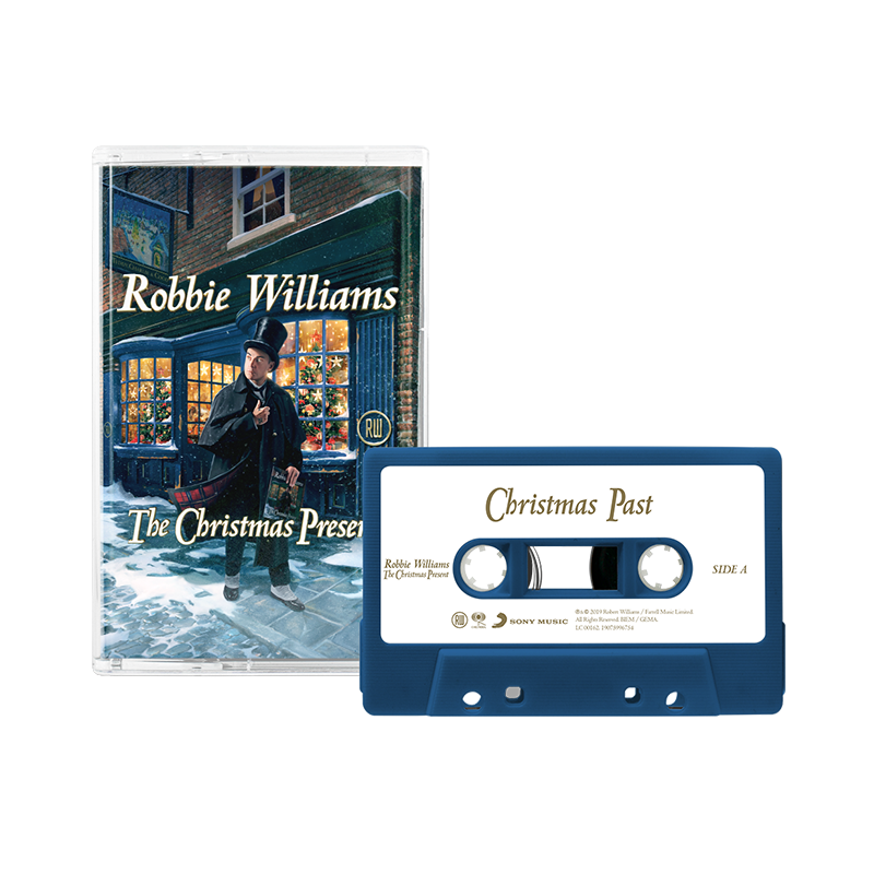 The Christmas Present Blue Cassette (Store Exclusive)