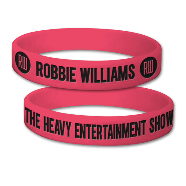 The Heavy Entertainment Show Wristband