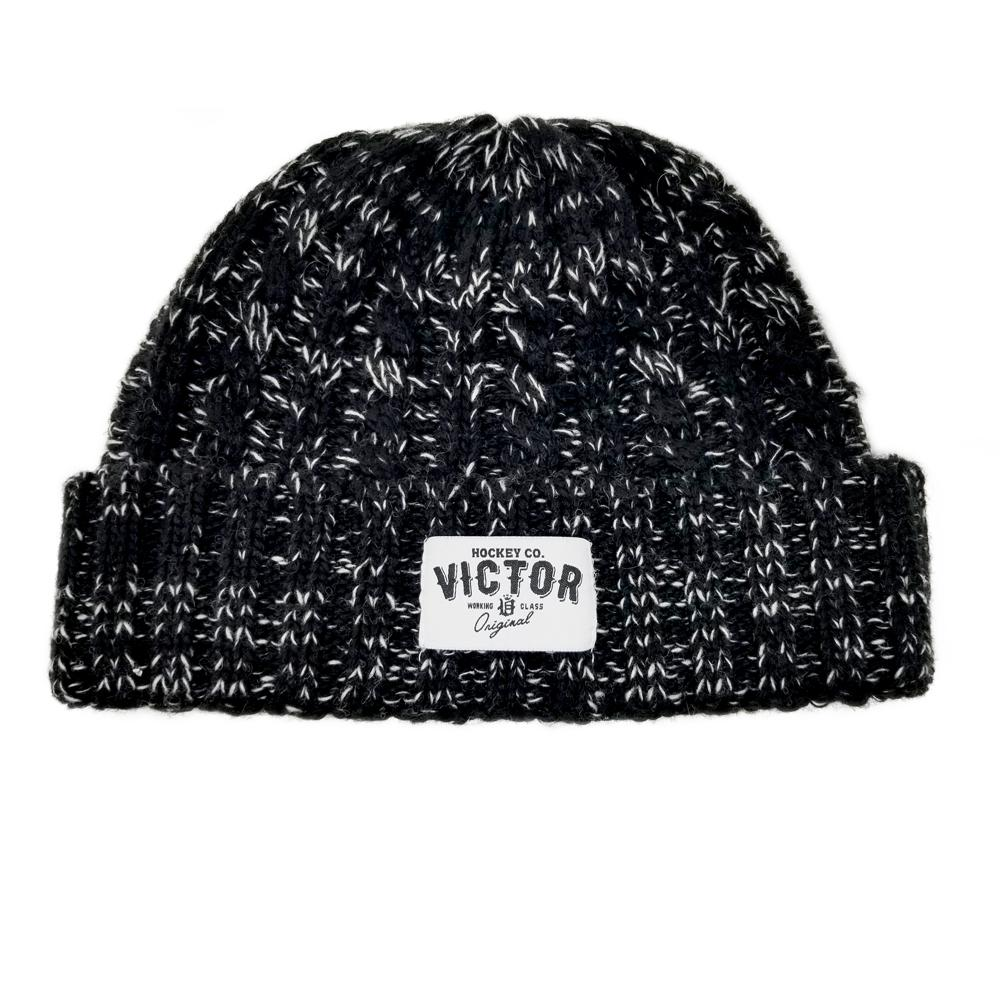 OG Cable Knit Beanie - VICTOR Hockey
