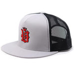 Red V-Crown Snapback Hat - VICTOR Hockey