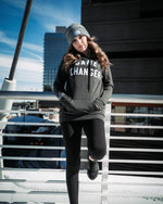 Game Changer Hoodie Dress - VICTOR Hockey