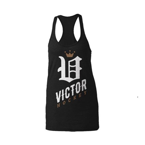 Womens Speeder Tank Top - VICTOR Hockey