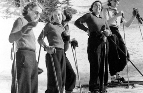 Oh Pioneers! Female Founders of Aspen