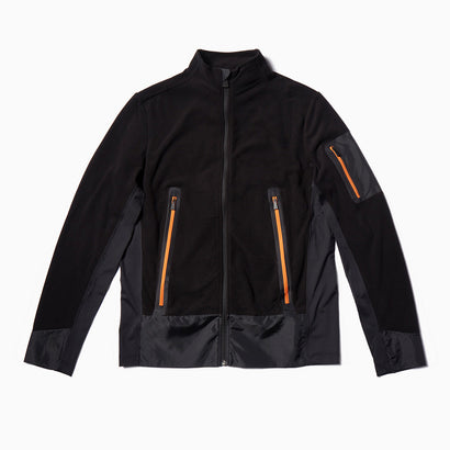 Jackpot Zip-Up Fleece