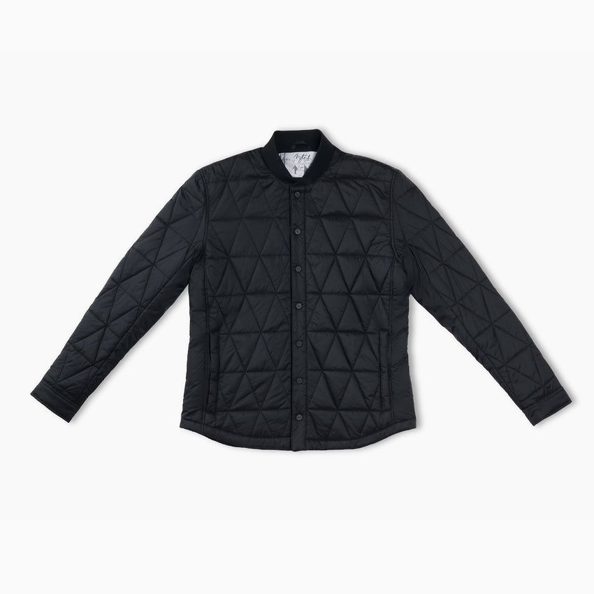 Corkscrew Quilted Shirt