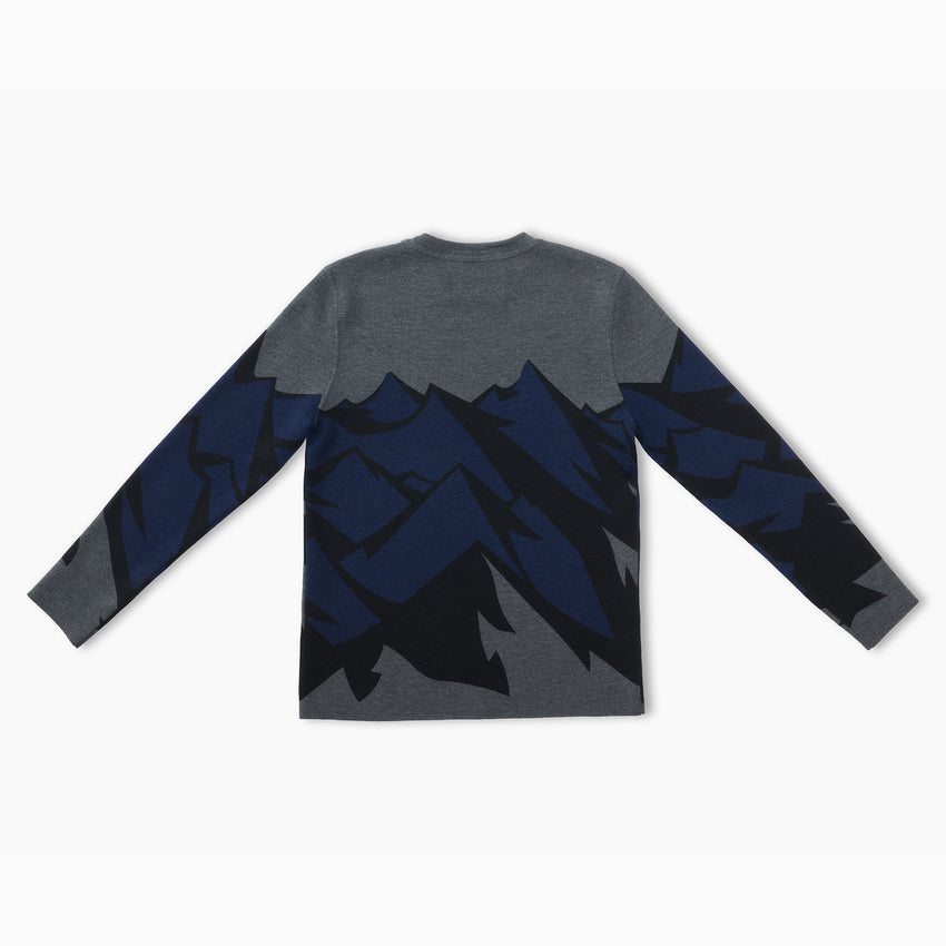 Ashcroft Camo Sweater