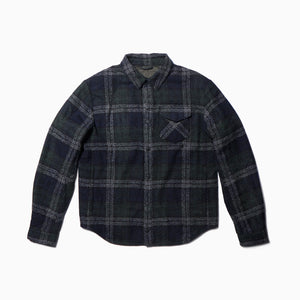 Loge Peak Quilted Shirt