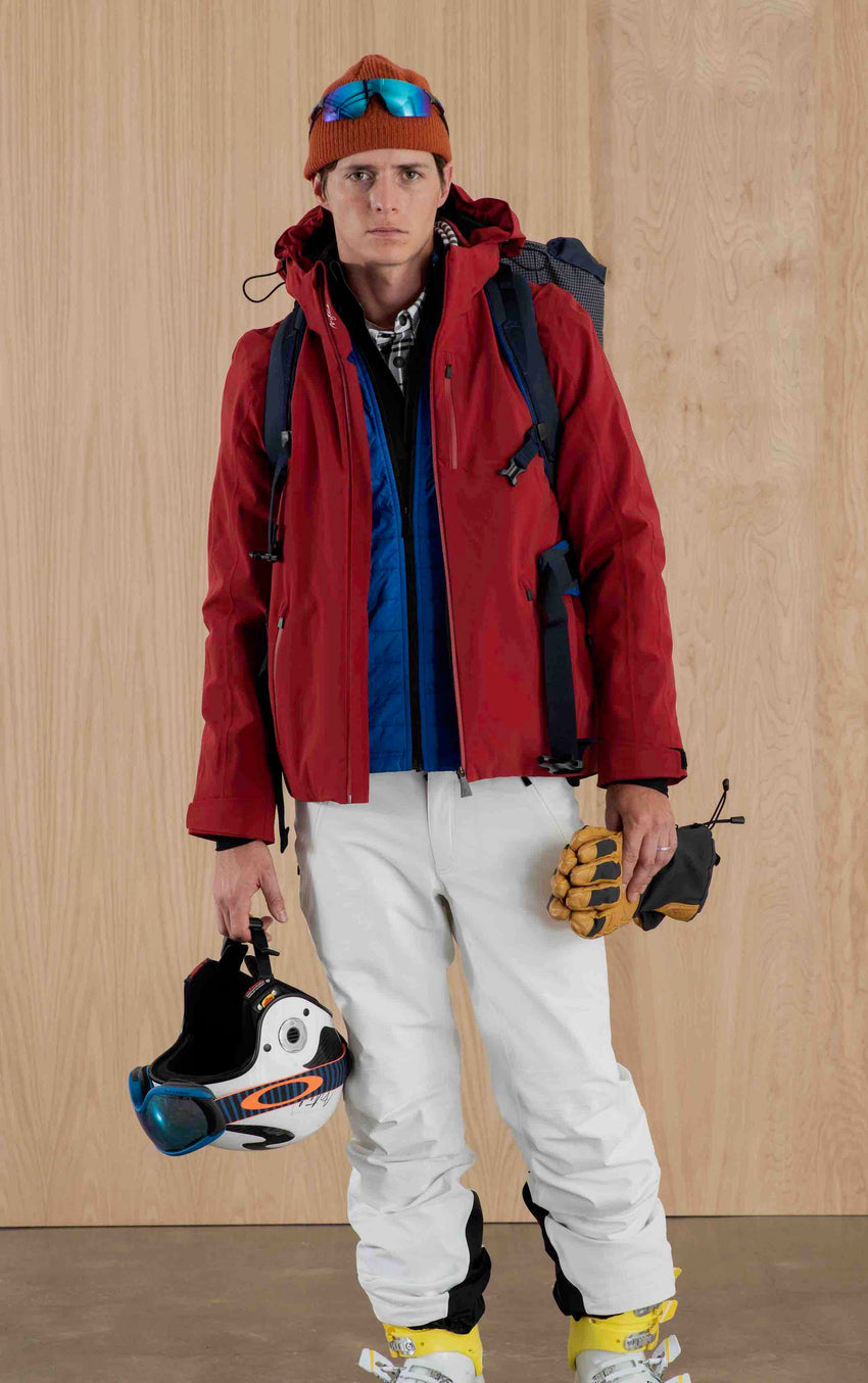 Capitol Peak Insulated Ski Jacket