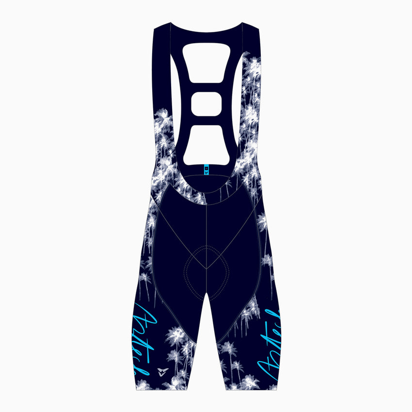 Aloha Palms Cycling Bib Short