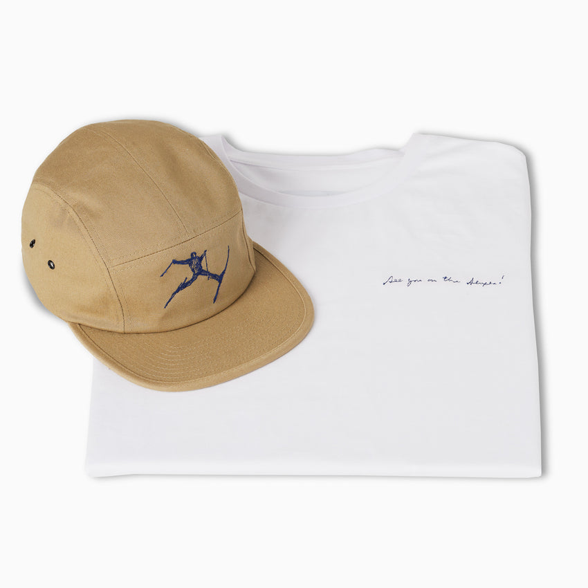 Northstar Embroidered Tee