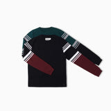 Matterhorn Ski Club Striped Sweater