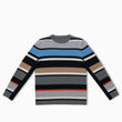 Matterhorn Striped Crew Sweater