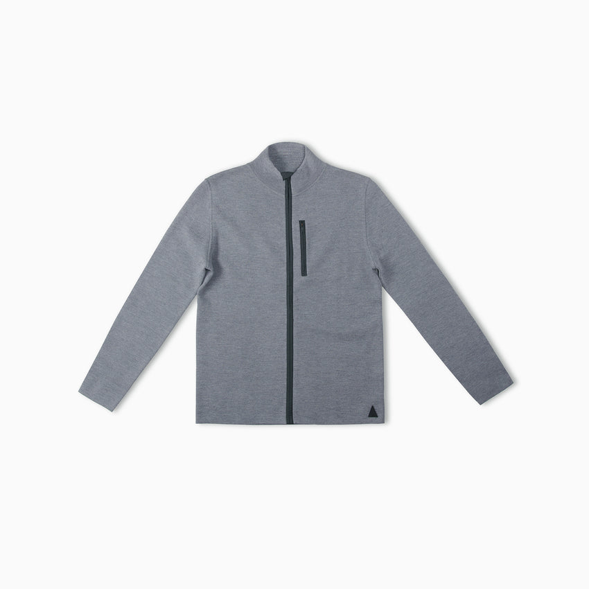Matterhorn Zip Up Sweater