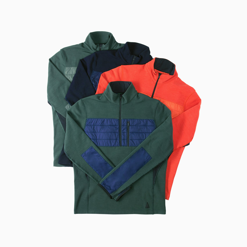 Performance Pullover Fleece