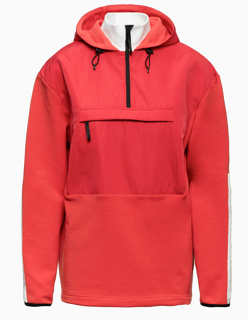 Hut Fleece Hoody