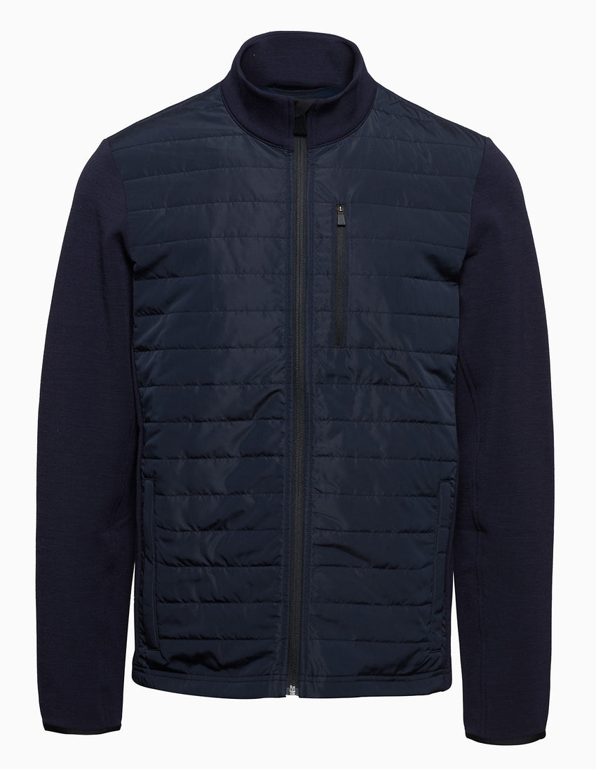 Smuggler Full Zip Fleece