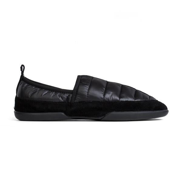 yosi samra nylon slip on black