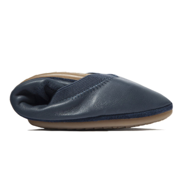 Lexington Midnight Vegan Leather Ballet Flat
