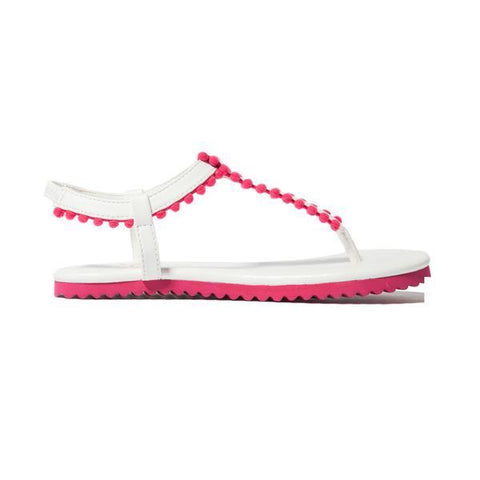 Miss Rivington Camel Flip Flop - Children's