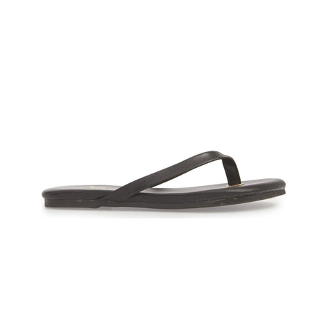 Miss Cambelle Black Sandal - Children's