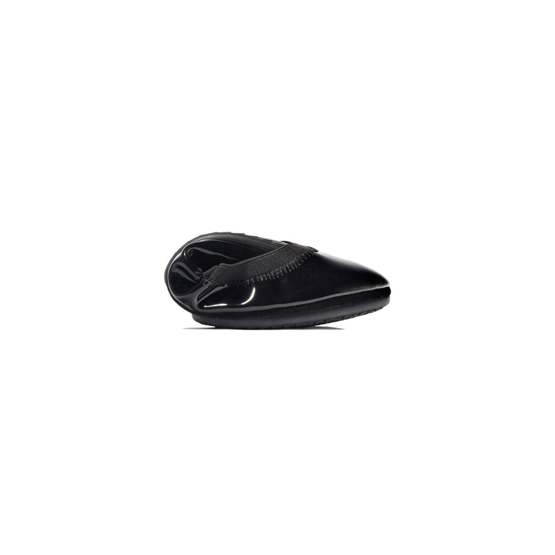 yosi samra black patent leather ballet flat