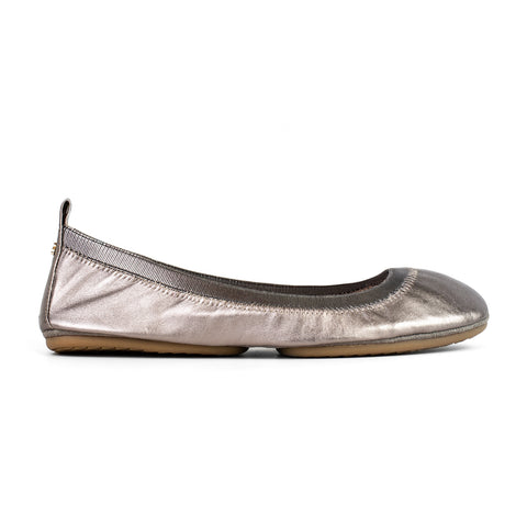 Miss Samara Black Patent Ballet Flat - Children's