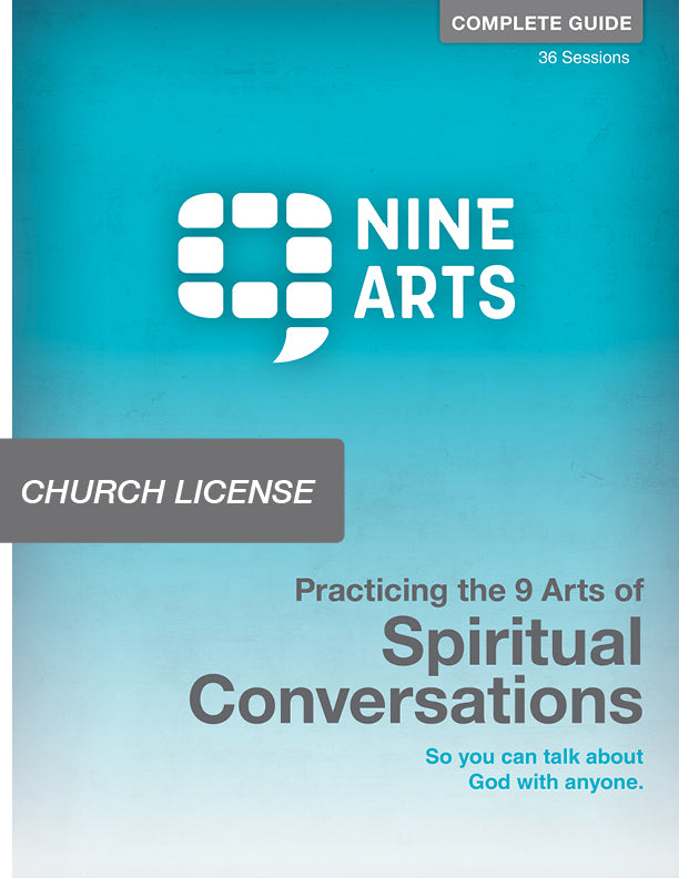 9 Arts Digital Church License (curriculum)