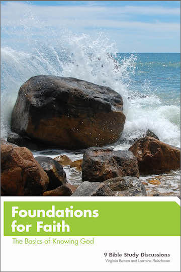Foundations for Faith [PDF with license]