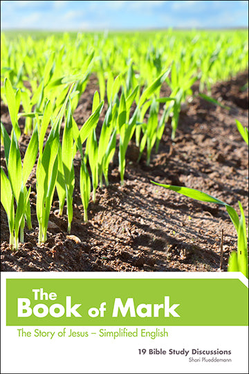 The Book of Mark (Simplified English)