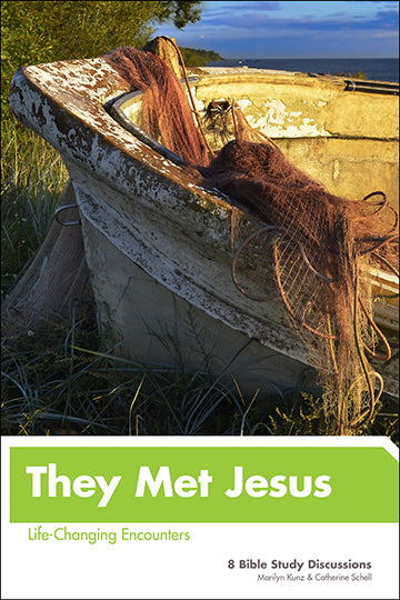 They Met Jesus [PDF with license]