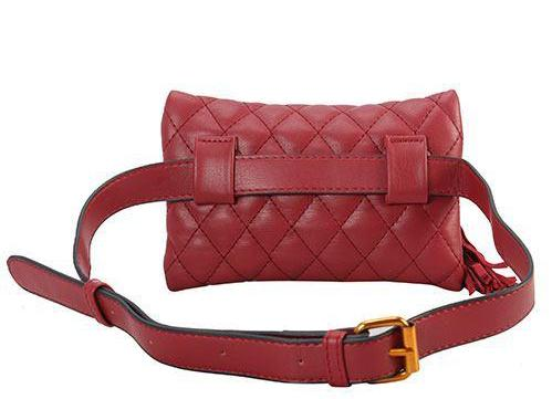 Quilted Queen Fanny Bag