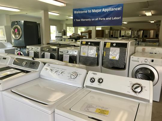 New and Used Appliances