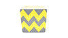 How to Paint Pottery and Ceramics Chevron Pattern on Vase
