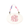 Baby Monogram Plaque